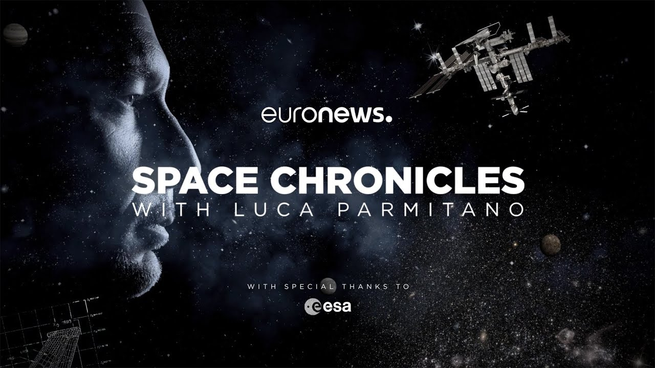Space Chronicles με Luca Parmitano
