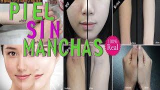 Blanquear Tu Piel Al INSTANTE quita manchas paño arrugas pecas Flash On Skin review y demo - YouTube