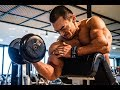 Download Lagu [개근질닷컴]보디빌딩 세계챔피언 김성환 등·이두운동 / Bodybuilding World Champion Kim Seong Hwan  back·arm workout Mp3 Free