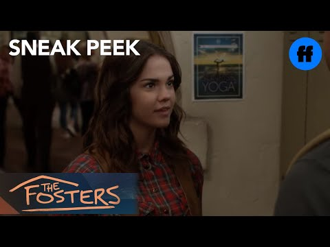 The Fosters 4.04 Clip 'Callie & Brandon'
