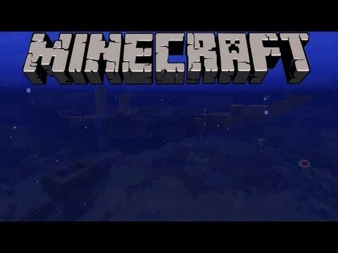 Wild World of Minecraft - Sunken Squid Ship Adventure
