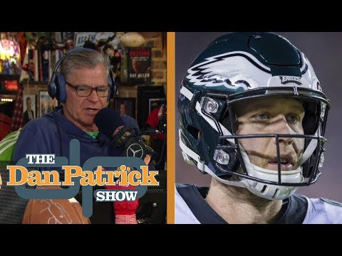 Video: Peter King ponders Foles' complicated future with Eagles | The Dan Patrick Show | NBC Sports