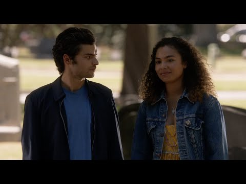 Recovery Road 1x05 Clip: Maddie & Wes  | Freeform