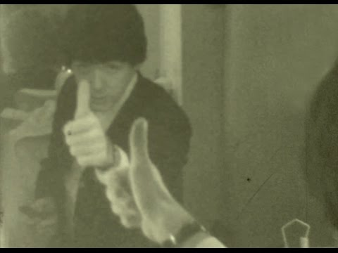 BEATLES: Rare Footage Found