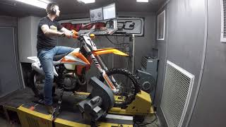7. How Much Power Does The 2019 KTM 450 XC-F Make?
