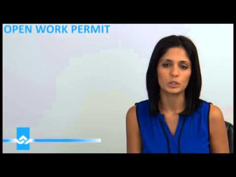Open Work Permit Video