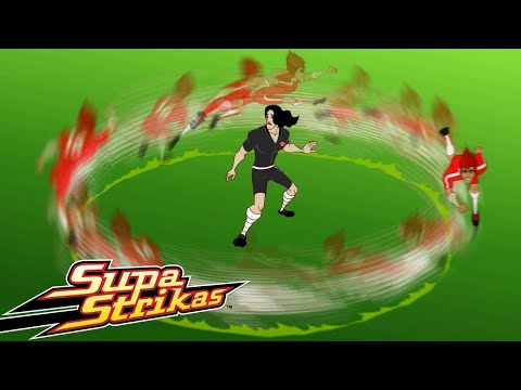 Supa Strikas   Between Friends!   Full Episode   Soccer Cartoons for Kids