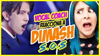 Video S.O.S DIMASH KUDAIBERGEN   VOCAL COACH REACCIONA   GRET ROCHA MP3, 3GP, MP4, WEBM, AVI, FLV September 2019