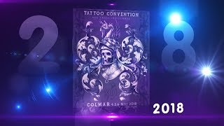 Convention Tattoo COLMAR 2018