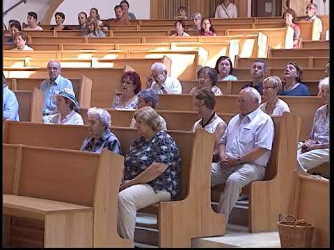 2018-07-29 2018-07-29 Vasárnapi szentmise a Gazdagréti Szent Angyalok Plébánián (Évközi 17. vasárnap)