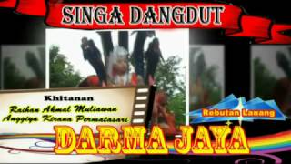 Rebutan lanang - 11-10-17 - Wanasari - Singa Dangdut DARMA JAYA