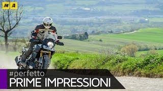 9. Suzuki V-Strom 1000 ABS: offroad review  [ENGLISH SUB]