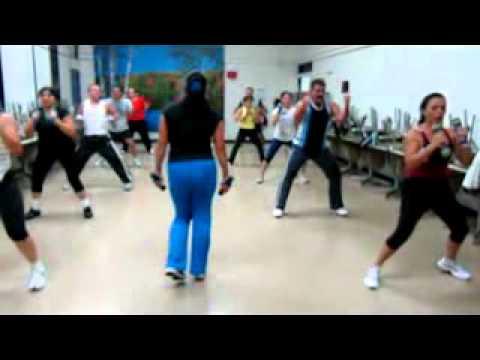 Baile aerobico para Principiantes: Rabiosa