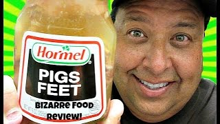 Video Joey's Bizarre Food Reviews-Hormel® Pigs Feet! MP3, 3GP, MP4, WEBM, AVI, FLV Maret 2018