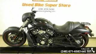8. 2009 Harley-Davidson VRSCDX - V-Rod Night Rod  - Motor Ci...