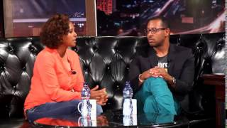 Diferet Film Film Director Zeresenay and Aberash Interview @ Seifu Fantahun Late Night Show