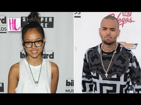 chris - Chris Brown and Karrueche Tran have reunited and reportedly kissed at a Billboard Awards 2013 afterparty. Rihanna did not attend. Is this love triangle still...