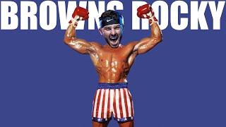 Browns Rocky