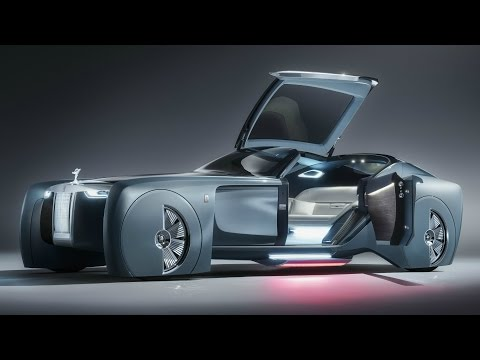 The Visionary RollsRoyce 103EX Journey Into The Future Of