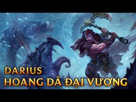 Darius Hoang Dã Đại Vương