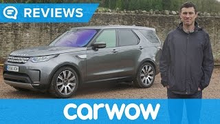 Nonton New Land Rover Discovery 2017/ 2018 SUV review | Mat Watson Reviews Film Subtitle Indonesia Streaming Movie Download