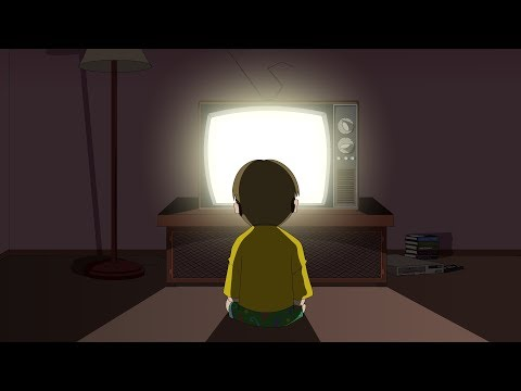 Home Invasion Horror Story Animated