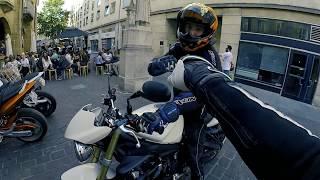A moto y'a: Le Ride   La Liberté..   et surtout les ami(e)s Le clip officiel: http://bit.ly/2uNPaoB Mon Facebook:...