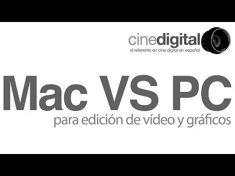 Mac VS Pc para Edición de Vïdeo (видео)