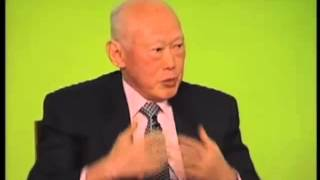 Video Lee Kuan Yew speaking at INSEAD in 2007 on leadership and global politics MP3, 3GP, MP4, WEBM, AVI, FLV September 2018