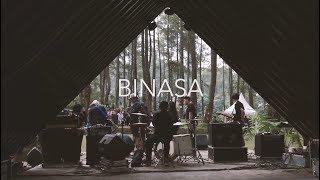 Swara Langit - Binasa (Live at Sore di Hutan 2017)
