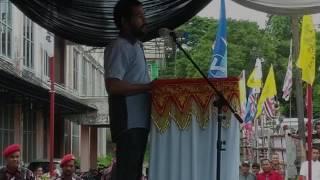 Rekaman: Jubir Partai Aceh Sebut Irwandi dan Zaini Abdullah Laknat bagi Aceh