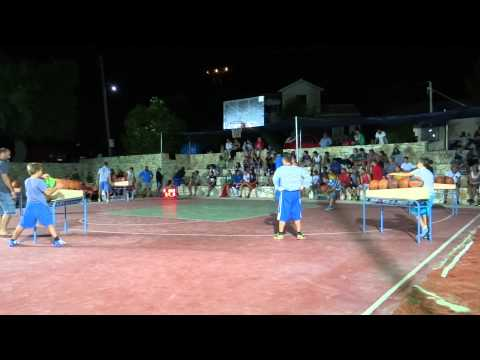 2o ΤΟΥΡΝΟΥΑ POSEIDON PAXOS 3ON3 3 POINT CONTEST