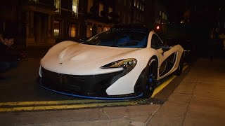 We saw this insane Mclaren P1 that had an even better colour scheme than other MSO P1's. The camera picked up some great colours and contrasts of the car but...