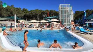 Mali Losinj Croatia  city images : Aquapark Čikat in campsite Čikat - Mali Lošinj, Croatia