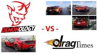 Livestream - Demonology vs DragTimes - Q&A by DragTimes