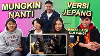 Video REAKSI ORANG JEPANG DENGERIN LAGU MOSHIMO MATA ITSUKA (mungkin nanti) - Ariel noah! MP3, 3GP, MP4, WEBM, AVI, FLV April 2019