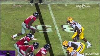 Bo Wallace vs LSU (2014)