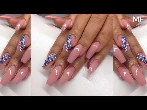 Decorados de uñas - Diseños de uñas fácil de hacer, decorado y arte en uñas