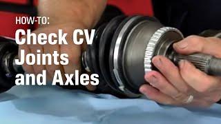 Video CV Joint And CV Axle Problems - AutoZone Car Care MP3, 3GP, MP4, WEBM, AVI, FLV Agustus 2018