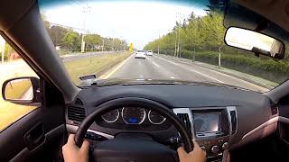 2009 Hyundai Sonata LPi Test Drive