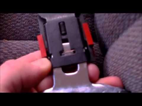 how to repair broken v-belt