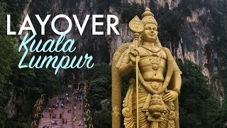 "23-hour overnight layover in Kuala Lumpur on my way from Vietnam to Bali. Taking the bus and train, Chinatown, the Batu Caves, and the Dark Cave.My last layover in KL: https://youtu.be/_5LBU9dUhF0Help keep me on the road by buying some stickers! http://marijohnson.info/shopMY LINKS -------------------------------------------------------------------------WEBSITE & STORE - http://marijohnson.infoINSTAGRAM - http://instagram.com/marijohnsonTWITTER - https://twitter.com/missmarijohnsonFACEBOOK - https://www.facebook.com/captainslogtravelsSNAPCHAT - mari.johnsonCAMERAS I USE ------------------------------------------------------------------- Canon G7X- http://amzn.to/2uj8ir5 & https://youtu.be/OZkwodK2_G8 (my review) - Joby GorillaPod tripod- http://amzn.to/2skbku0- GoPro Hero 4 Silver- http://amzn.to/2tDf3qdMUSIC -----------------------------------------------------------------------------Featuring music by: UKIYO.- https://soundcloud.com/ukiyoau- https://www.facebook.com/ukiyoauAndrew Applepie - http://andrewapplepie.com- http://youtube.com/andrewapplepieI'm always looking for music to feature in my videos! If you're a musician and are interested, email me at missmarijohnson@gmail.com. Thanks!GOODIES! -------------------------------------------------------------------------GET $15 OFF LYFT! https://www.lyft.com/invite/MARIJOHNSON?route_key=invite&v=OUTGET A FREE AUDIO BOOK! http://www.audibletrial.com/mari Two of my favorite travel books are ""On the Road"" by Jack Kerouac and ""Wild"" by Cheryl Strayed. Listen to one on me!GET $40 OFF AIRBNB! www.airbnb.com/c/marij26When you sign up with this link and book your first place!GET $25 OFF BOOKING.COM! https://www.booking.com/s/f0381de8When you book using this link!*Disclaimer: I receive small commissions from these links which help me travel and in return, create more content for you. Your support is very much appreciated!ABOUT ME ------------------------------------------------------------------------Californian in a constant state of wanderlust, traveling the world. I'm here to share my adventures and give you tips about travel, culture, language, and life."