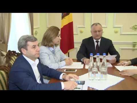 """Заседание Совета Благотворительного фонда Первой леди Республики Молдова """"Din Suflet"""""""
