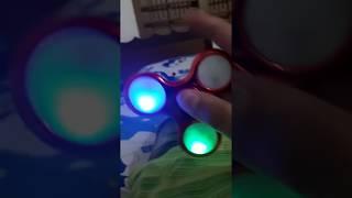 Bermain Spinner LED