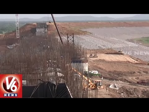 Union Ministry of Environment, Forests and Climate Change Green Nod for Kaleshwaram Project