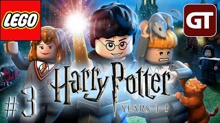 LEGO Harry Potter Years 1-4 Gameplay #3 - Let's Play Harry Potter PS4 - 1080p/60FPS German