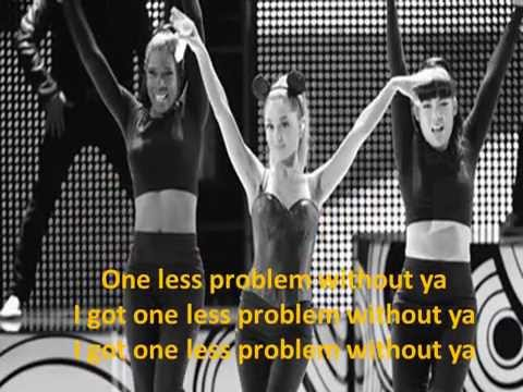 [LYRICS VIDEO] Ariana Grande - Problem (ft Iggy Azalea)