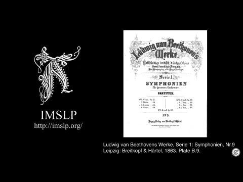 Symphony No.9, Op.125 (Beethoven)