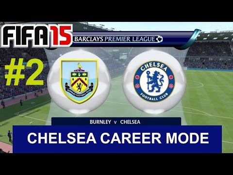"FIFA 15 (PS4) CAREER MODE - CHELSEA #2 ""Debut"" Gameplay / New Features"