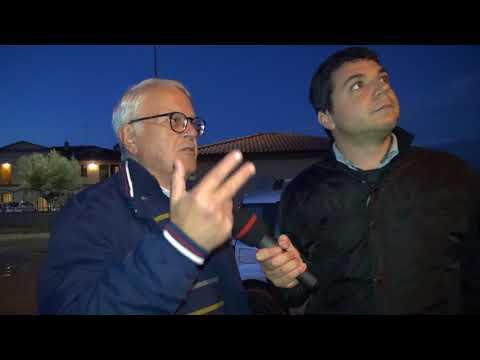 Missione compiuta a Molin Bianco: accesi i lampioni